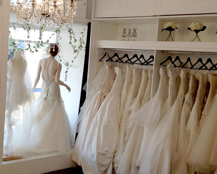 Start Your Own Wedding Couture Shop