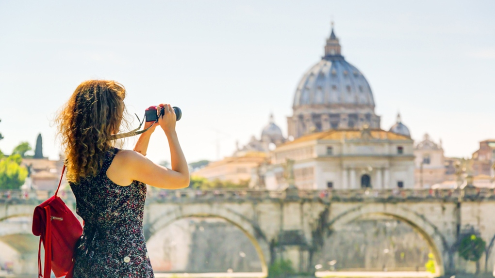 The Ascent Of Female Independent Travelers