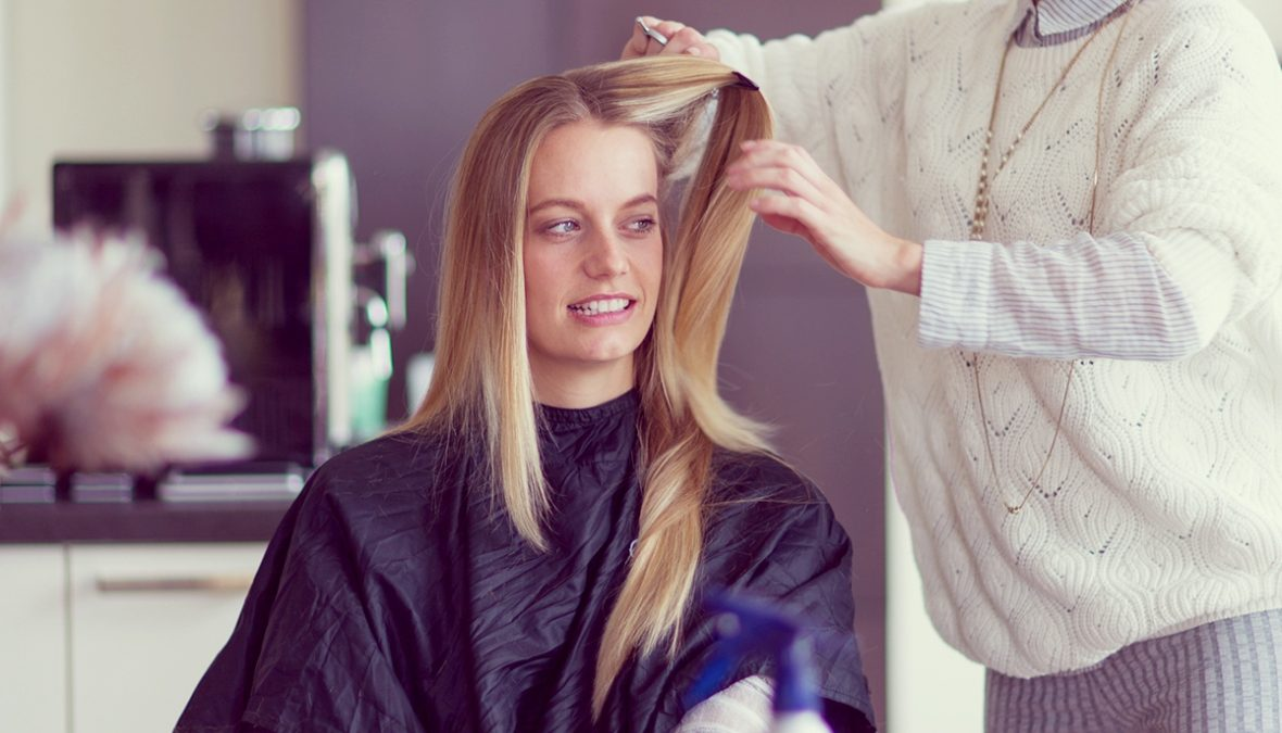 Hairdresser at Home – a New Service in a Beauty Trade